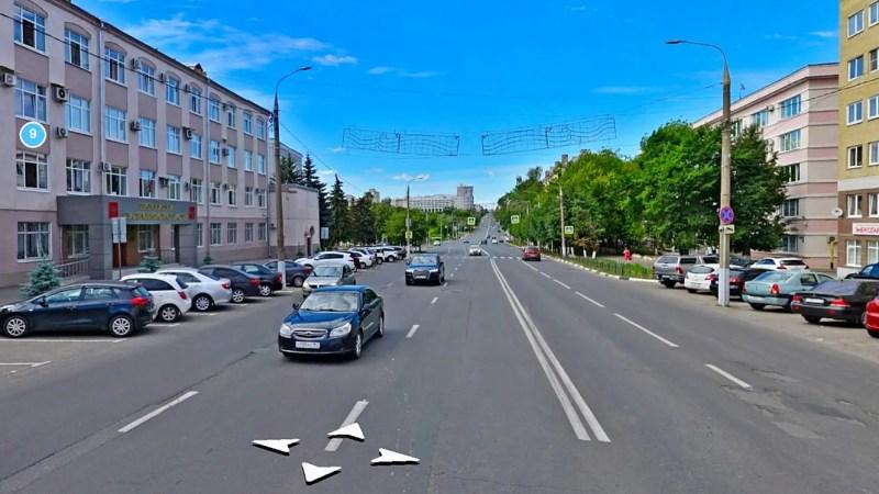 В центре Владимира предлагают ввести платную парковку и продлить Октябрьский проспект