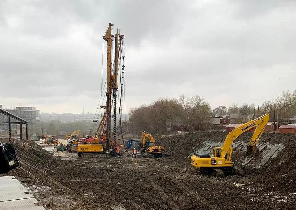Рпенский проезд обещают построить до конца 2022 года