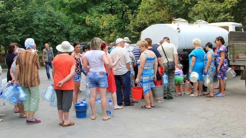 Жителям Суздальского района организовали подвоз воды
