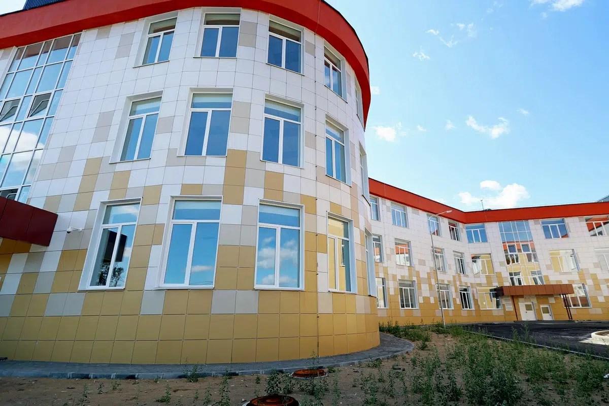 Новая школа в Коммунаре построена. На очереди – Заклязьменский