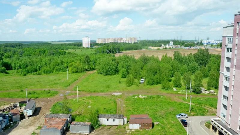 Шохин одобрил застройку 7 га зеленой территории в Веризино