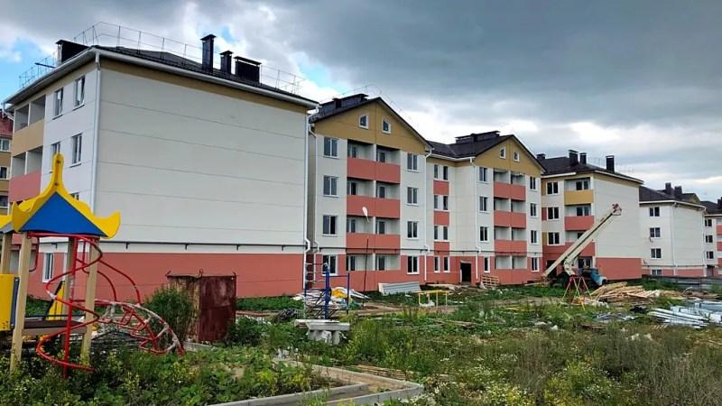 «Вертикаль» Шамова расплатилась с кредиторами квартирами