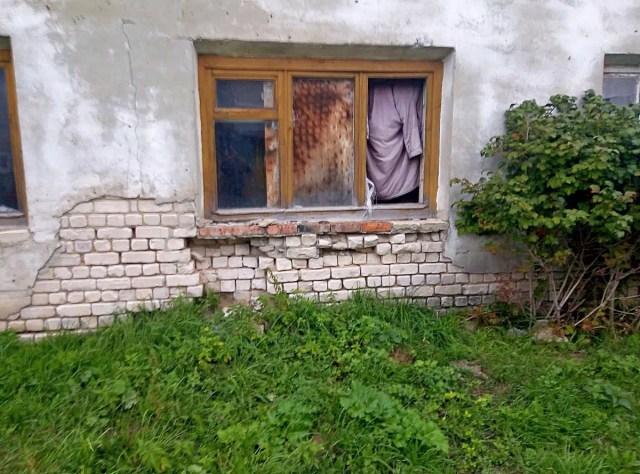 Вязники аварийный дом