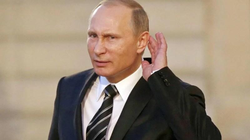 Мэрия Владимира отказалась переименовать Октябрьский проспект в проспект Путина