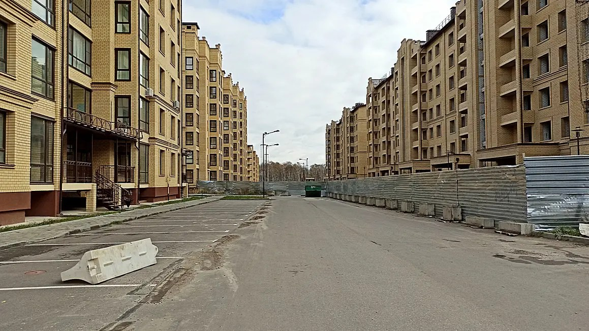 Рейтинг микрорайонов города Владимира: Загородный парк