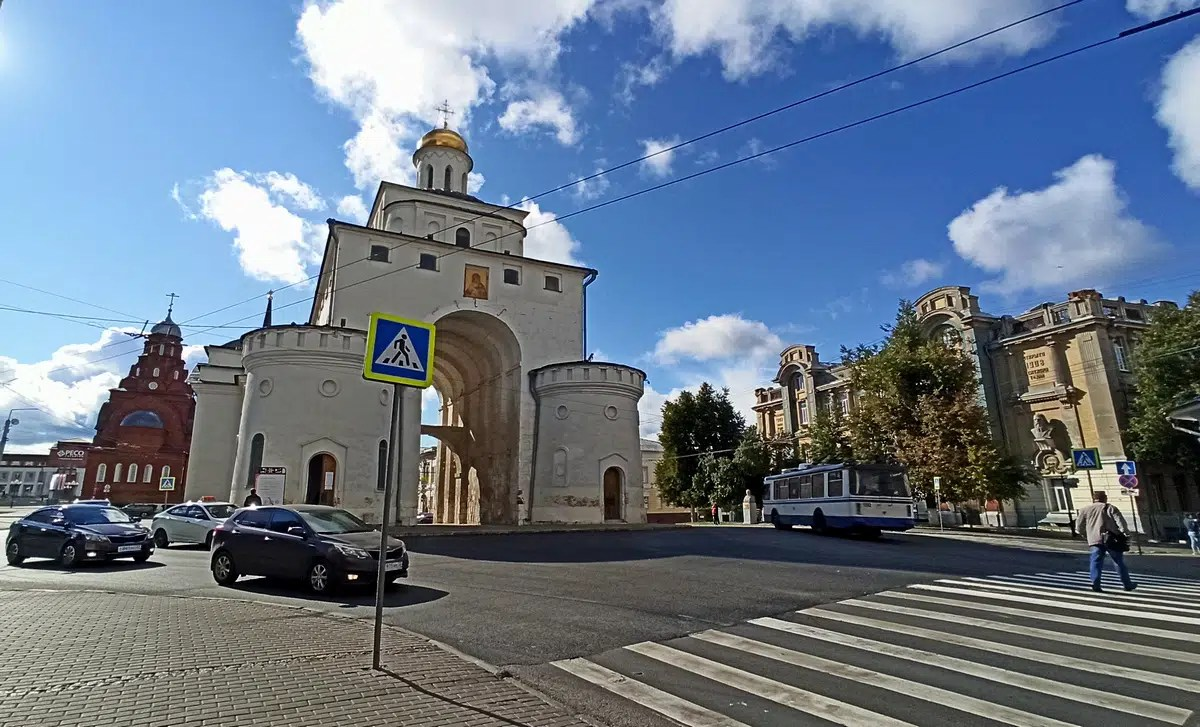 У ВСМЗ возникли сложности с реставрацией Золотых ворот