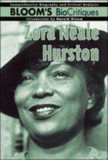 Zora Neale Hurston by Harold Bloom