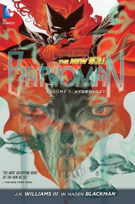 Batwoman. Vol. 1: Hydrology | Chesnutt Library - New Books Display - May 2013