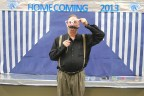 Mr. Lawson (Chesnutt Library Photo Booth), Homecoming 2013, Fayetteville State University)