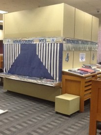 ERIC microfiche cabinet (Chesnutt Library Photo Booth), Homecoming 2013, Fayetteville State University)