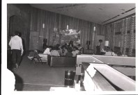 Rudolph Jones Student Center (circa 1973), Archives and Special Collections, Chesnutt Library, Fayetteville State University (8.28.2014)