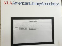 Mr. Velappan Velappan, Head of Access Services at Charles W. Chesnutt Library, participated in a presentation with five other librarians from other universities at the 2016 American Library Association (ALA) Annual Conference on Saturday, June 25th 2016 at 1:00PM-2:30 PM in Orlando, FL.