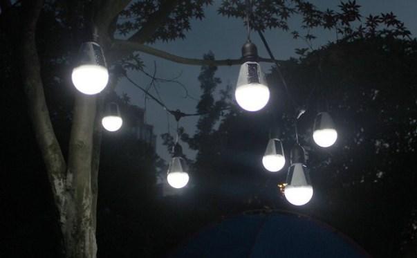SCK090 Solar LED Leuchtmittel