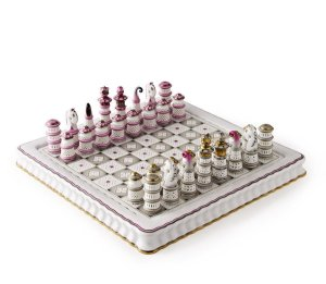 Herend Chess Set