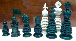 Lund Hastilow Chessmen