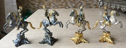 Vasari Waterloo Chess Set