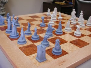 Wedgwood Flaxman Chessmen