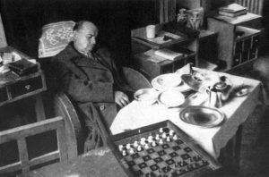Alekhine Death Photo