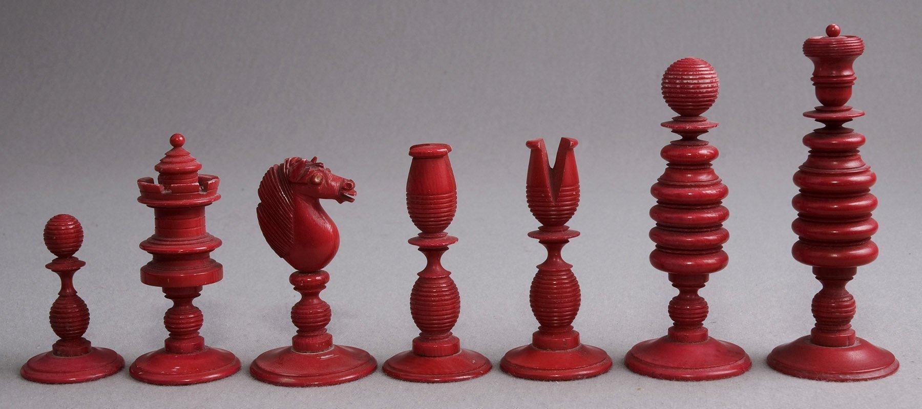 Decorative Chess Sets calvert decorative type ii english playing chess set