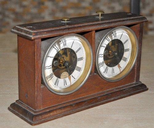 Tanner Hastings Clock