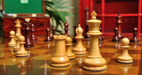 1849 Staunton Chessmen