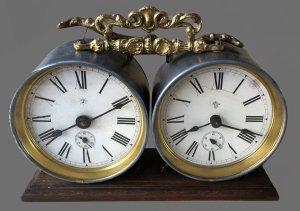Junghans Antique Chess Clock