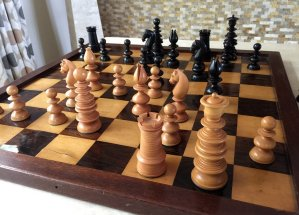Reproduction John Calvert Chessmen