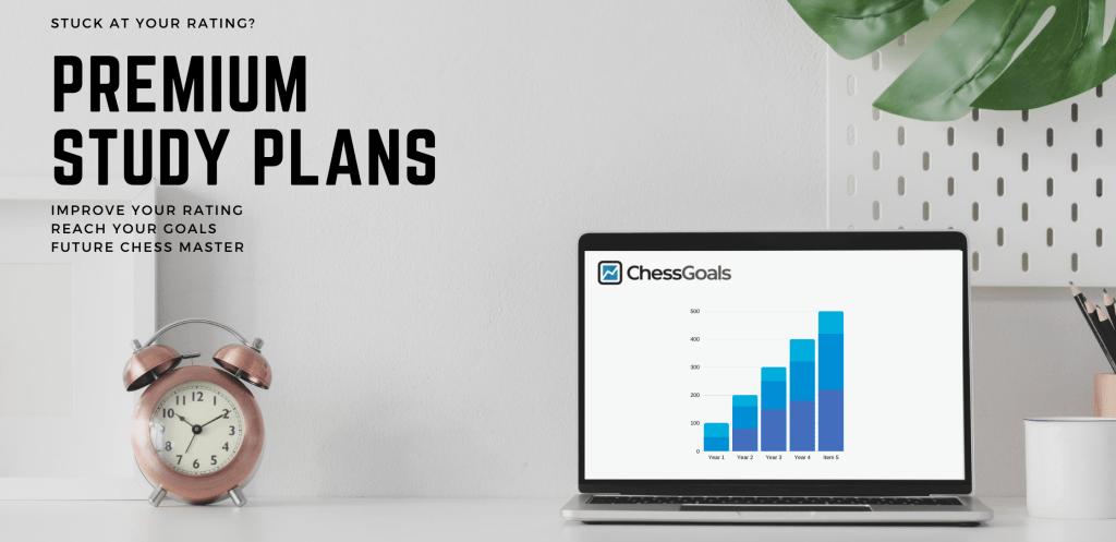 ChessGoals Premium Study Plans
