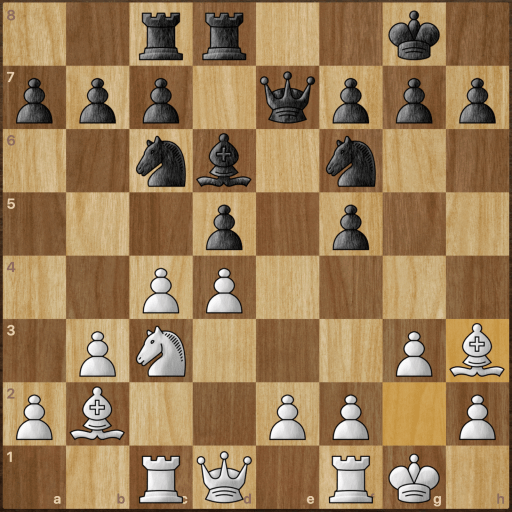 five year old game 1 middlegame 2