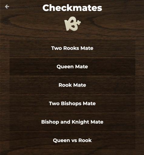 endgame categories
