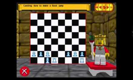 LEGO Chess – Tutorial 4: En Passant, Promotion, Castling [Book 2]