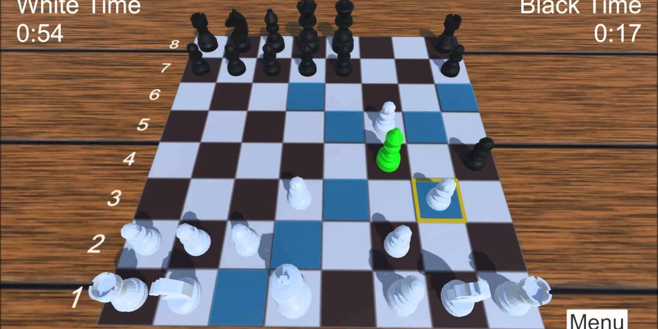 Unity 3D Chess Demo