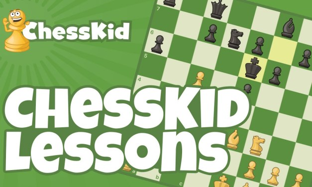 ChessKid Lessons, Queen 4: Tactics: The Fork