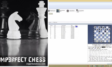 ChessBase 12 Training Feature and Openings