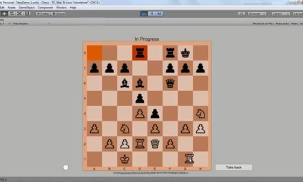Unity Lux Chess – Update 3