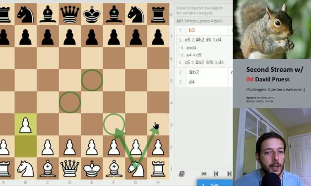 How to Learn a Chess Opening