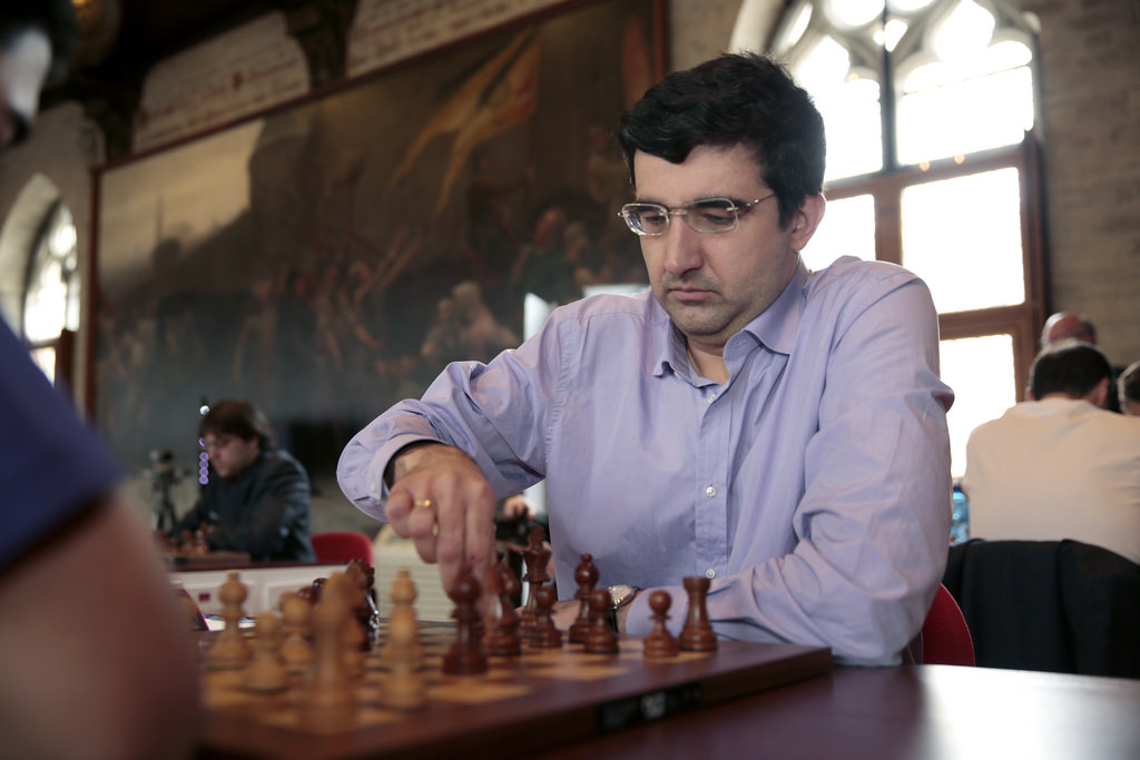 Kramnik Out, Svidler In, in Sinquefield Cup 2016