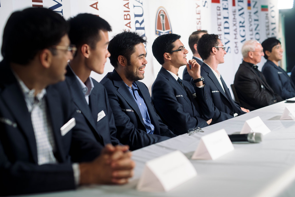 More Draws Abound Round 4 of Sinquefield Cup 2016