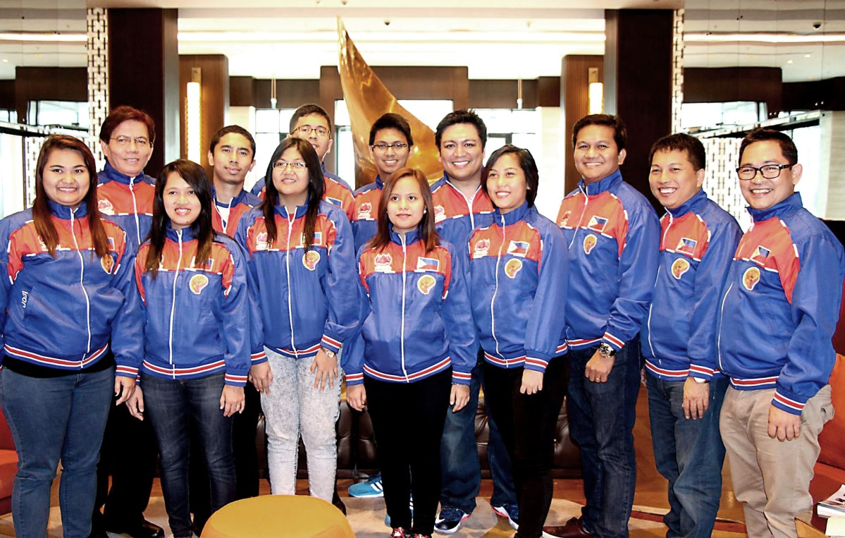 Philippines Board Match-ups in Round 6 of Baku 2016 Chess Olympiad