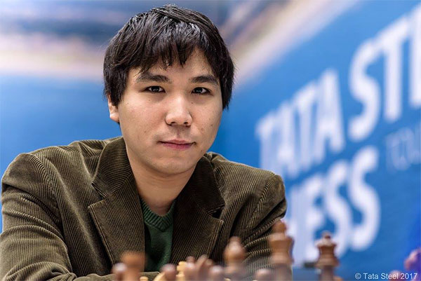 US Chess Championships 2017 Round 2 Results