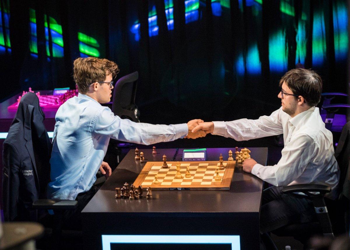 Magnus Carlsen wins Grand Chess Tour Paris 2017