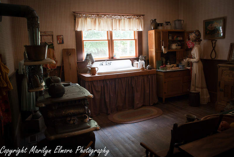 KITCHEN IN THE HERITAGE MUSEUM