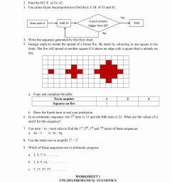 Laws Of Arithmetic Worksheet Primary   Printable Worksheets and Activities  for Teachers [ 2048 x 1583 Pixel ]