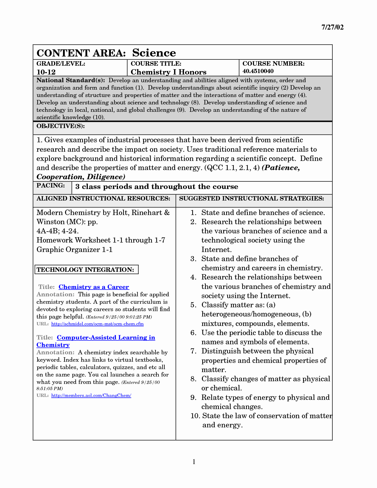 50 Classifying Matter Worksheet Answers