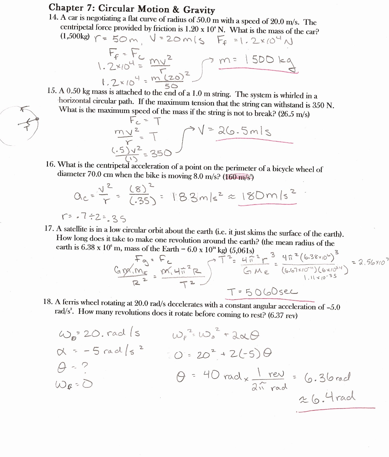 50 Electrical Power Worksheet Answers