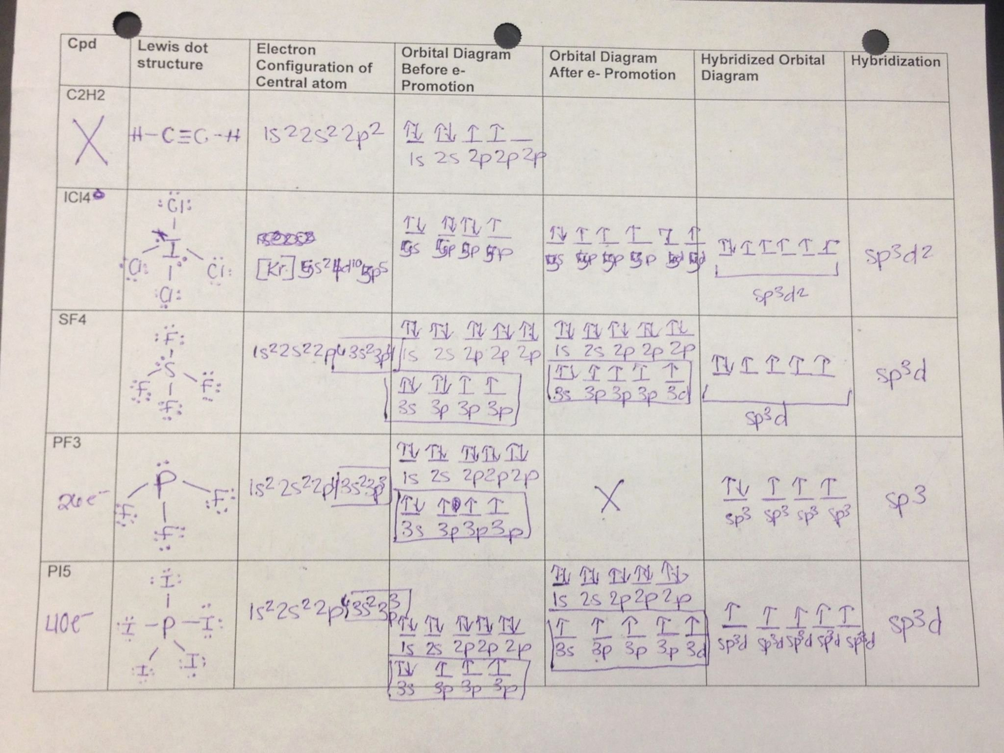 50 Lewis Structure Worksheet With Answers