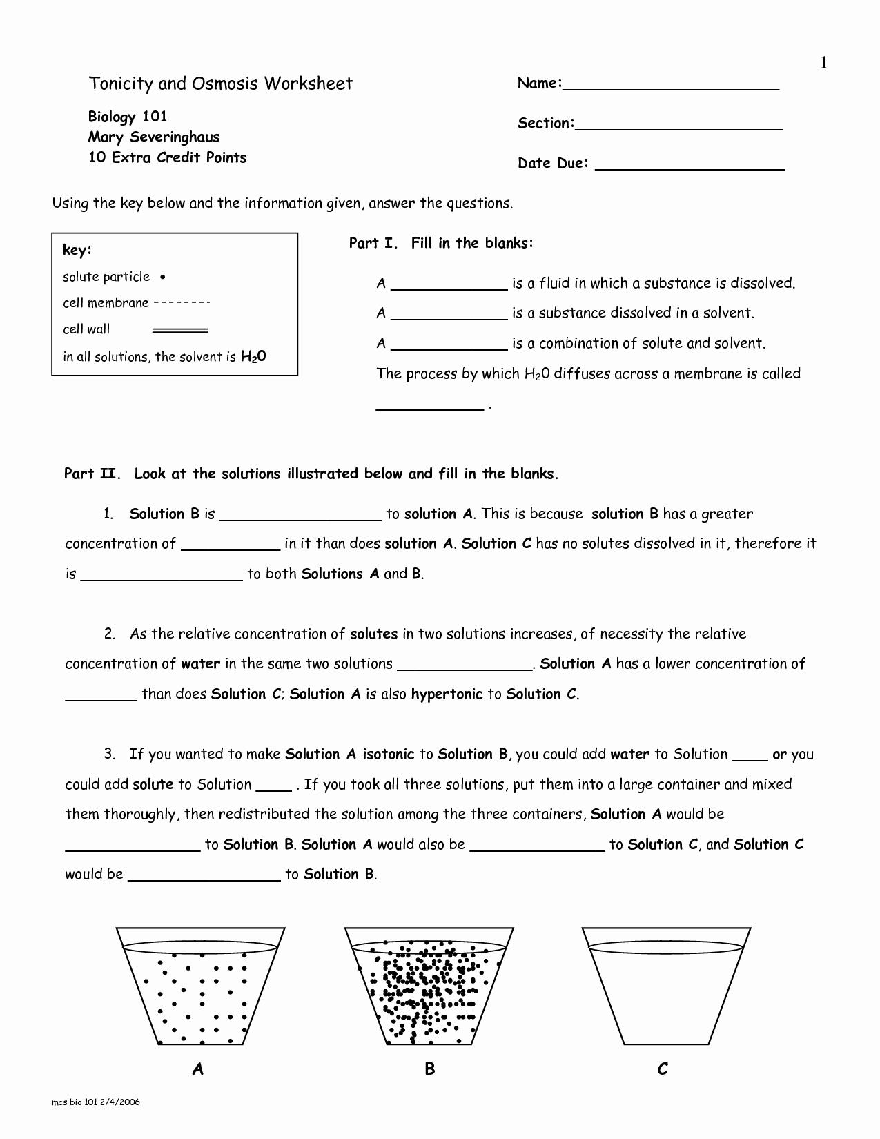 50 Osmosis Jones Video Worksheet Answers