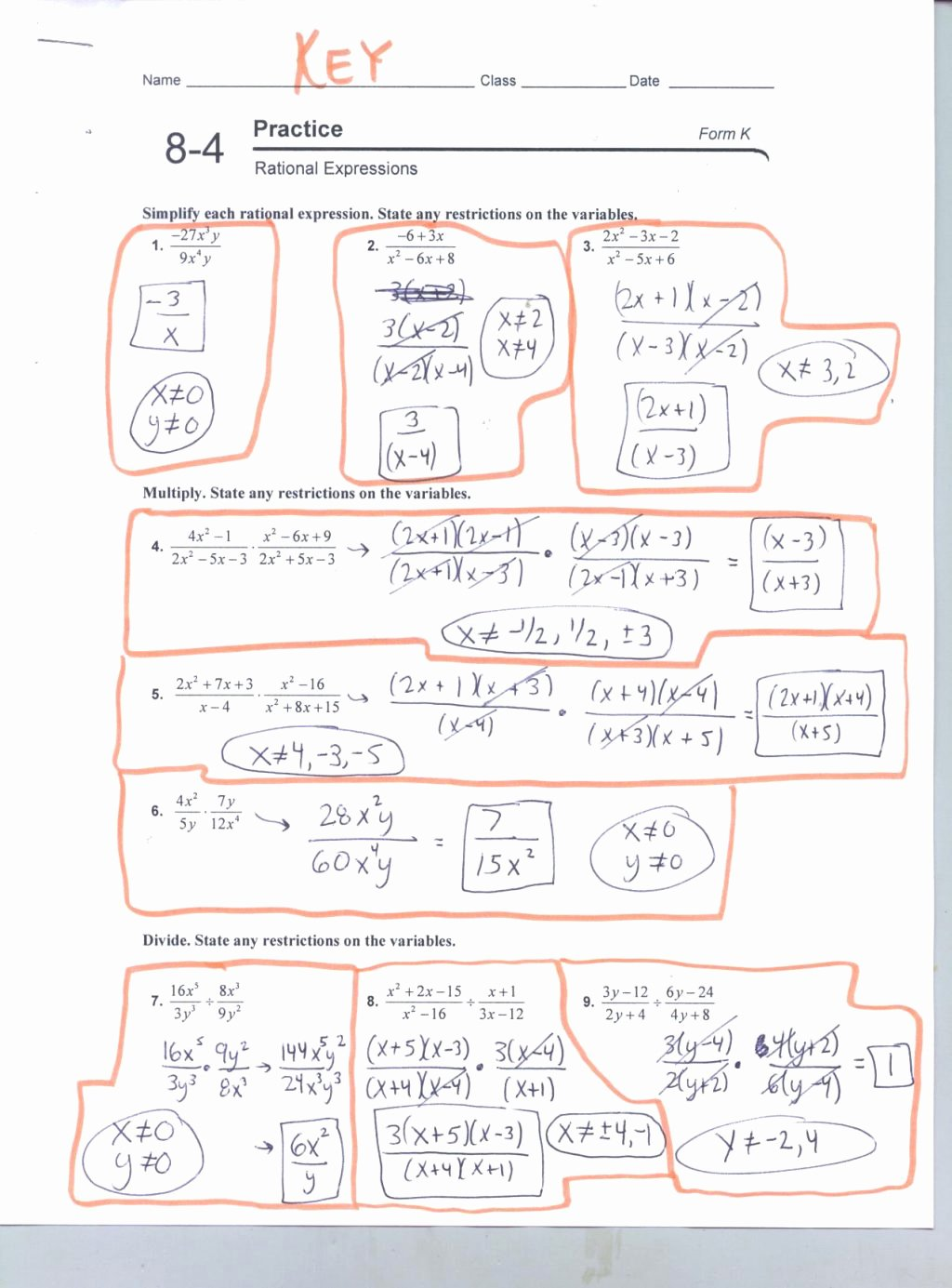 50 Solving Polynomial Equations Worksheet Answers