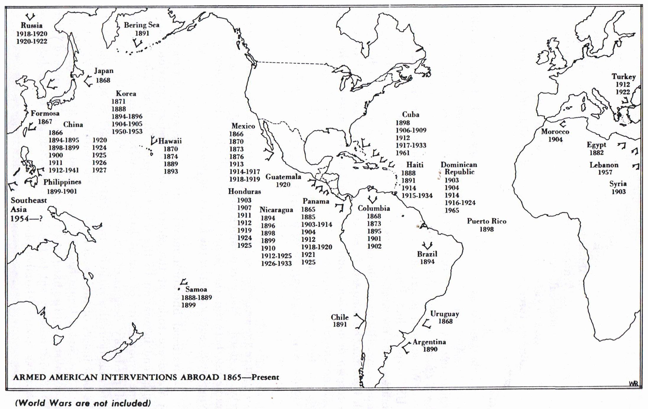 50 Spanish American War Worksheet