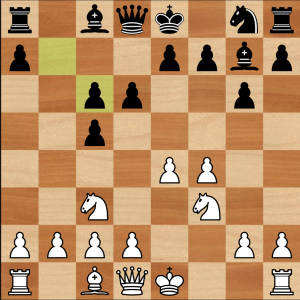 grand prix attack pawn doubles
